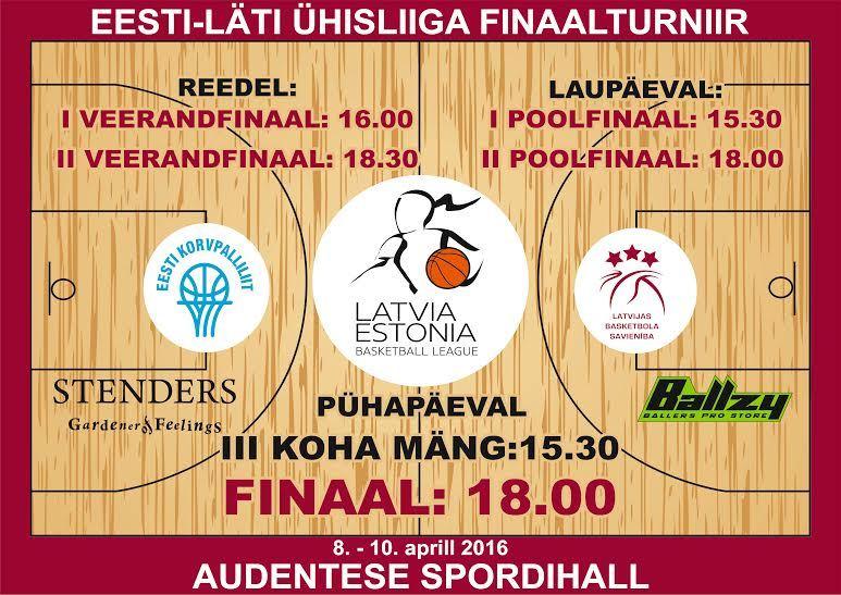badd724ff80 Naiste liigad - Kodusel ühisliiga Final Six turniiril näeb vaid üht ...
