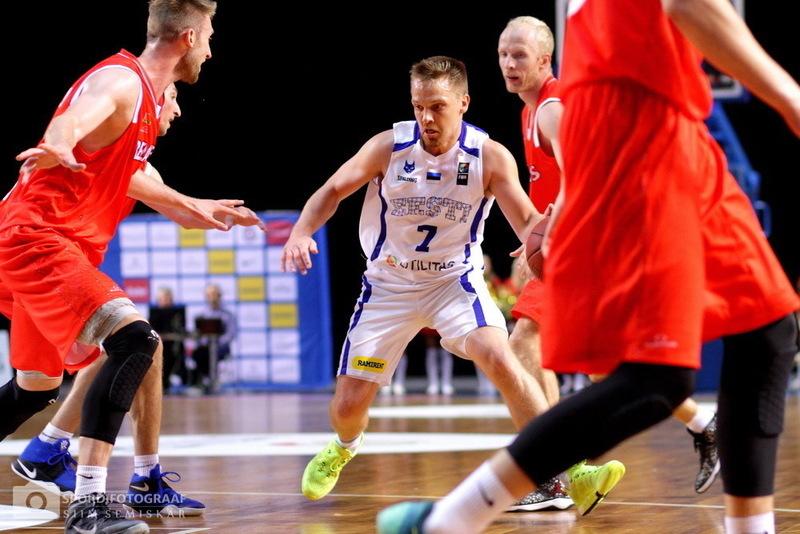 8955cc8435f Uudised - KAHEST KAKS. Eesti lõi võõrsil Portugali kaheksa punktiga
